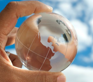 The world at your fingertips. Global business international trav